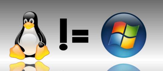 format Linux