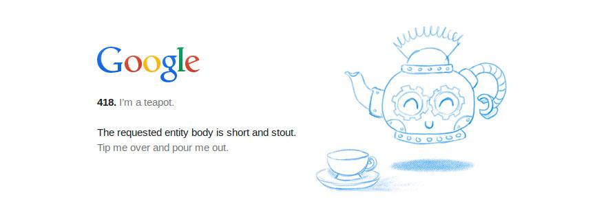Hyper Text Coffee Pot Control Protocol