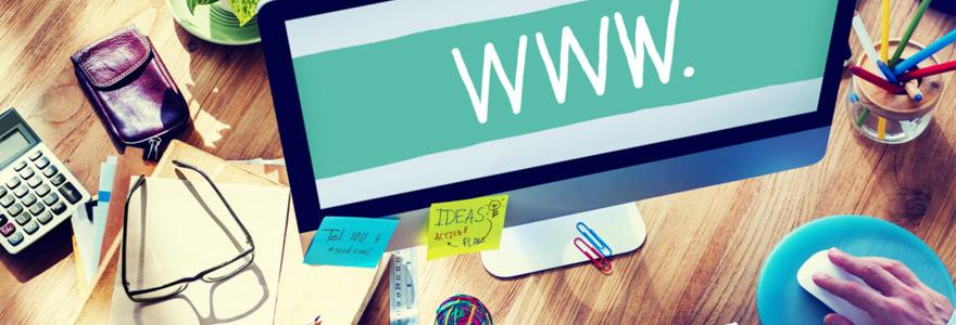 agence de création de site web