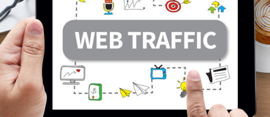 Augmenter le trafic de site web