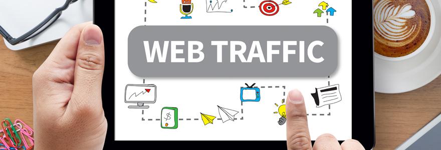 Augmenter le trafic de site web
