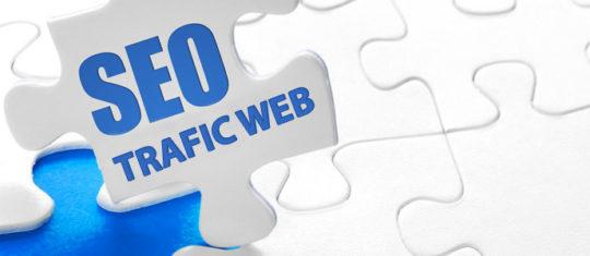 trafic de votre site internet